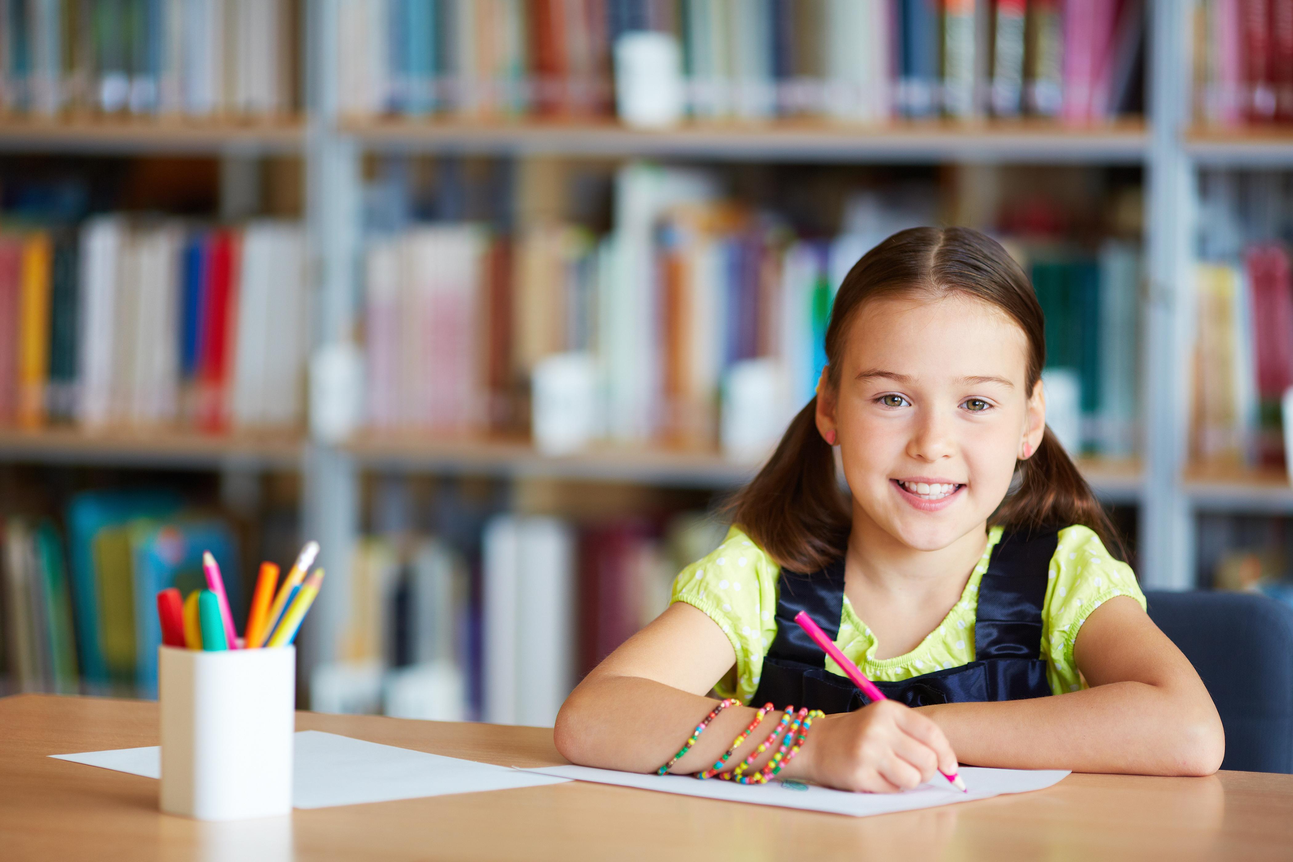 Lovely schoolgirl
