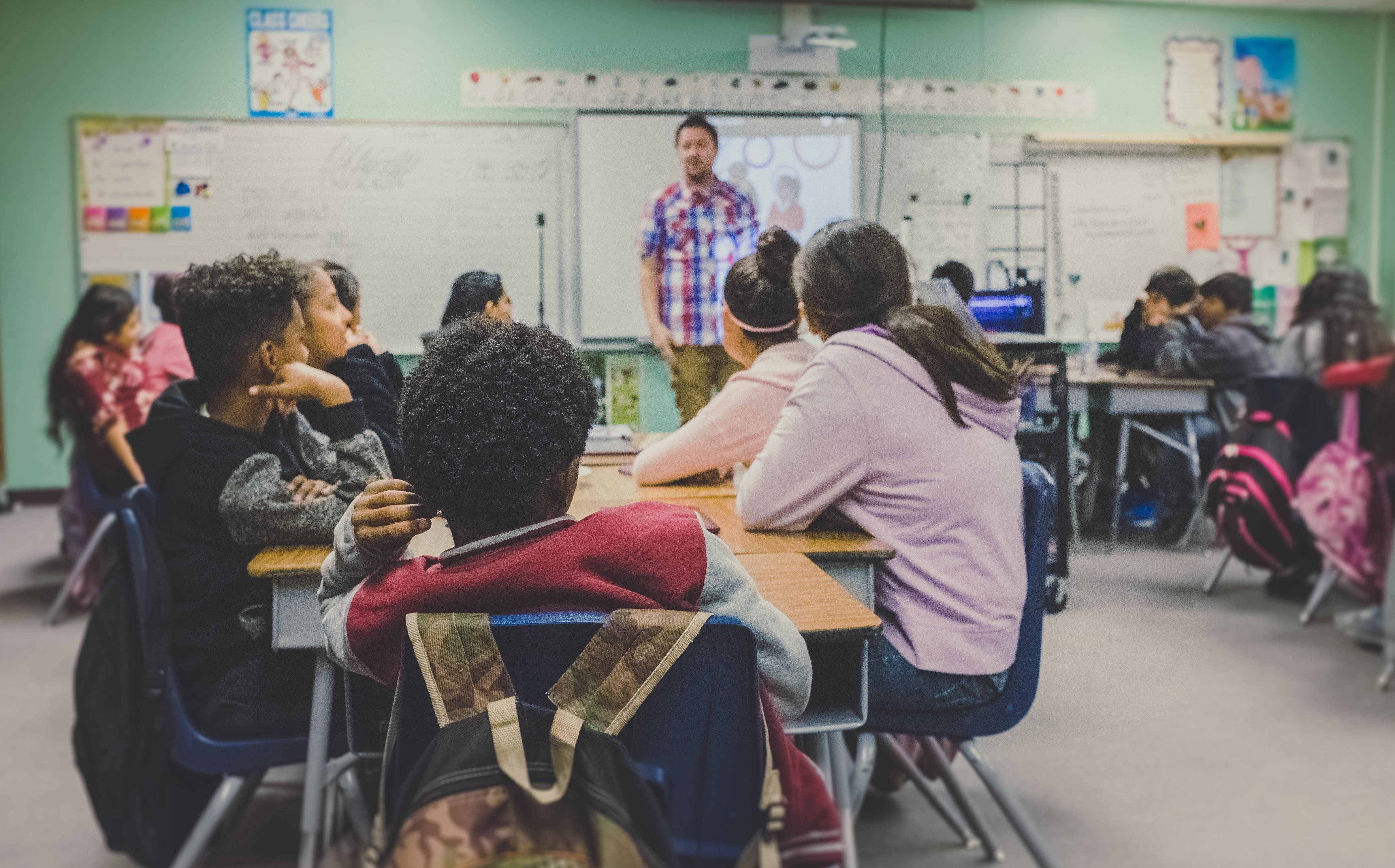 multiculrutal classroom